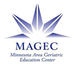 MAGEC - Minnesota Area Geriatric Education Center logo